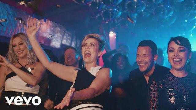 "Steps Premiere ""Neon Blue"" Music Video"