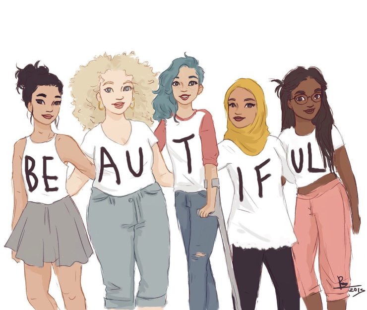 beauty, empowerment