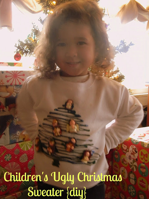 Christmas sweaters for children