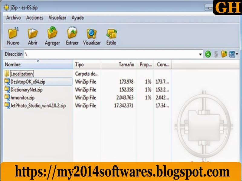 Download free Free Zip File Software Vista - letitbitfab