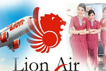 Lowongan Kerja Pramugari Lion Air Group (Batik Air, Lion Air dan Wings Air) Terbaru 2018