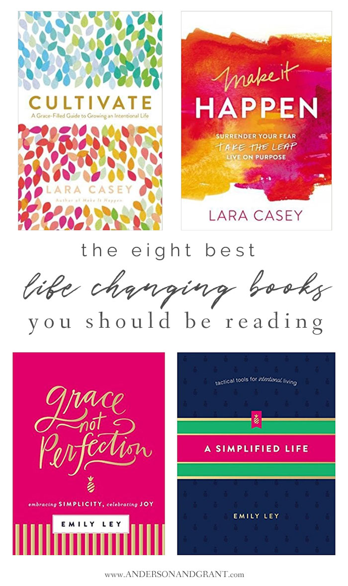 Eight best life changing books you should be reading