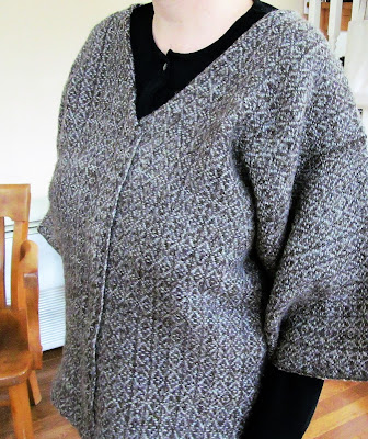 handwoven sweater