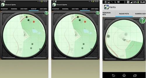 Aplikasi Pendeteksi Hantu untuk Android Paling Akurat