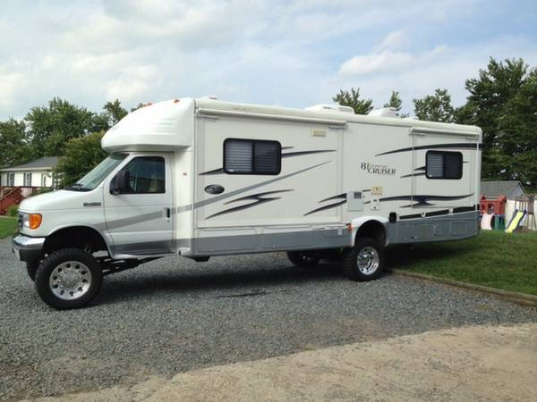 Used RVs Custom 4WD Gulfstream Motorhome For Sale For Sale ...