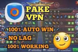 Download VPN Mobile Legend Premium Unlimited Secara Gratis