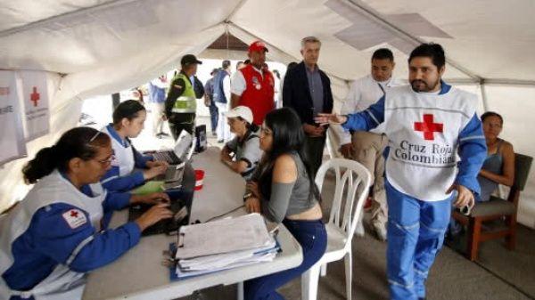 """Cruz Roja no participará en entrega de """"ayuda humanitaria"""" desde Colombia a Venezuela"""