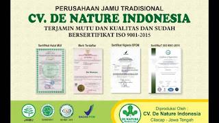 Kontak Resmi De Nature Indonesia Yang Asli