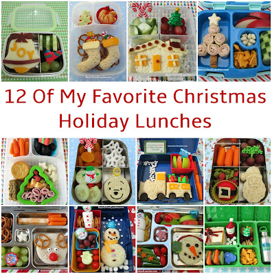 12 Of My Favorite Christmas Holiday Lunches