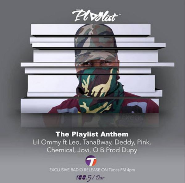 Lil Ommy Ft Leo Mystereo, Tana Bway, Deddy, Pink, Chemical, Jovy & QB - The Playlist Anthem