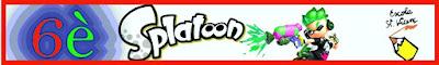 Classe de 6è B Splatoon