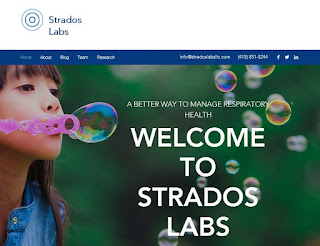 Strados Labs Develop Wearable And Digital Health Platform To Improve Respiratory Health
