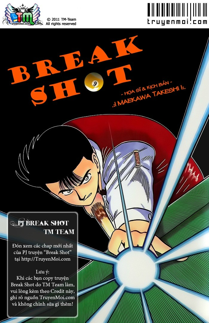 Break Shot chap 004 trang 1