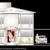 مخطط مشروع منزل دوبلكس بشكل جميل اوتوكاد dwg