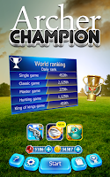 Archer Champion v2.2.0 MOD Apk (Unlimited Coins/Rubies) Logo