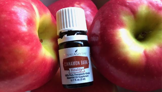 Apples and Cinnamon Essential Oil