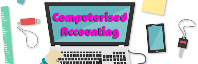 XII Computerised Accounting Study Materiel