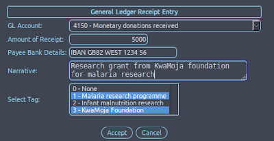 Using KwaMoja for Not For Profit (NPO) Accounting - Part 1
