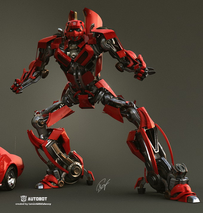 Latest Auto and Cars: New Autobots in Transformers 3