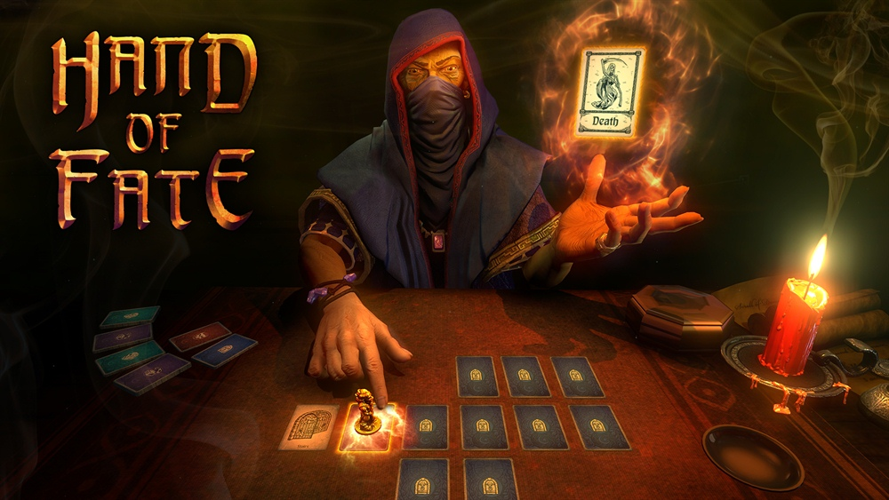 Hand of Fate Download Poster