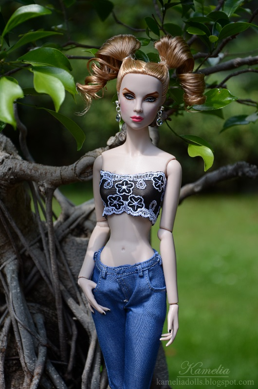 Jeans for Integrity Toys doll