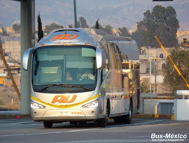 Bus m xico autobuses unidos au - Autobuses larga distancia ...