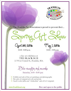 Franklin Art Associate - Spring Show and Sale