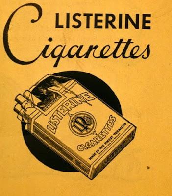 Listerine Cigarettes