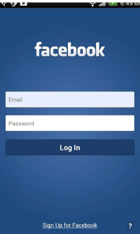 New Facebook Account Sign Up
