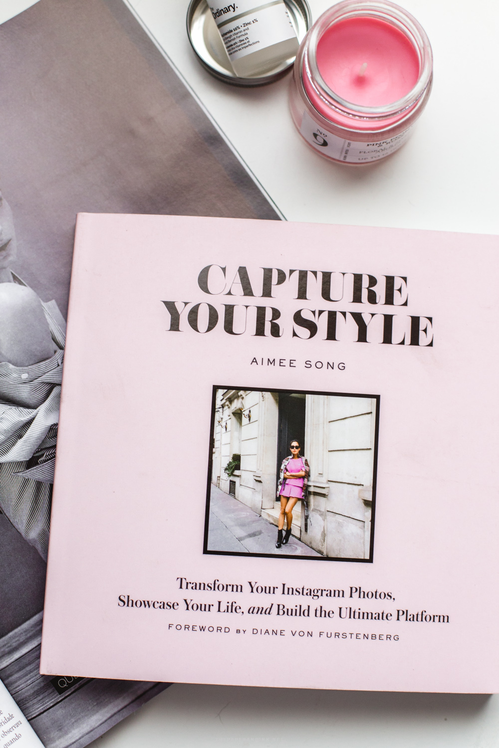 Capture your style - a book by Aimee Song - Songofstyle