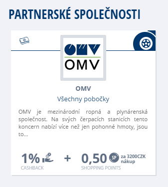 Lyoness Cashback Program - OMV