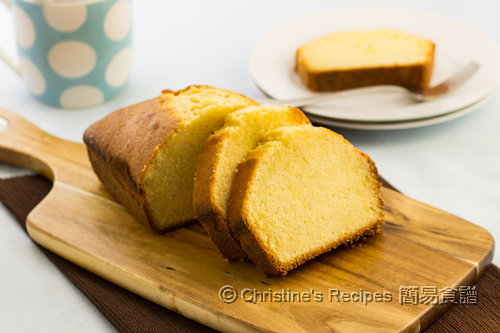 牛油磅蛋糕 Butter Pound Cake02