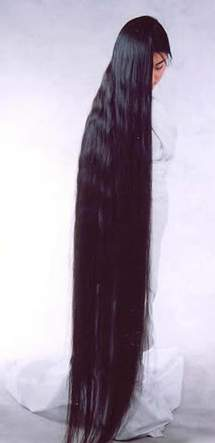 All About Fashion: How to Grow Really Long Hair...Really Fast! - photo#39