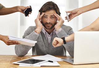 Ini Loh 3 Cara Mudah Mengatasi Stress Anda !