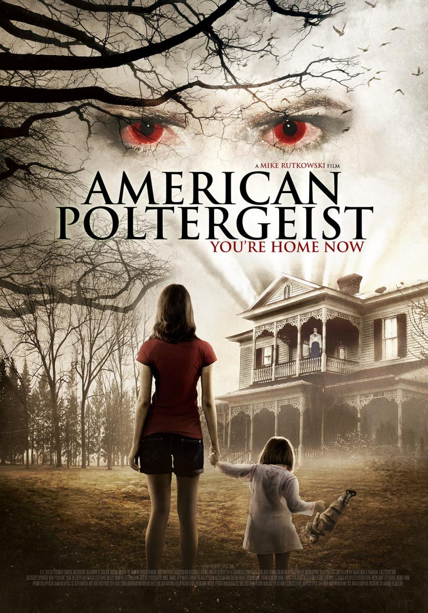 Capa do Filme American Poltergeist