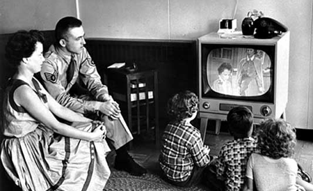 The effects of television on culture