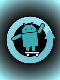Boot Animation Cyanogenmod9 for Galaxy Y