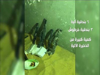 من هم قتلى حركة حسم في تبادل إطلاق النار مع الشرطة بالعبور؟