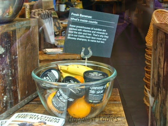 Lush Products - Fresh From The Kitchen - Happiest Ladies