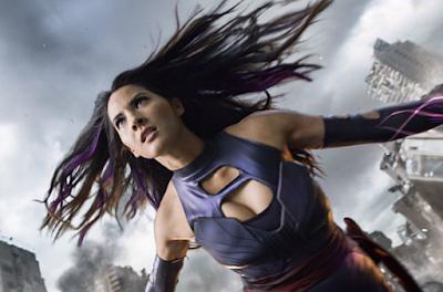 X-Men: Apocalypse'den Psylocke Videosu Geldi!