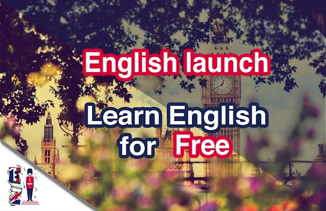 English Launch - Learn English for Free