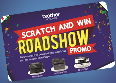 Brother Announces Scratch and Win Roadshow Promo