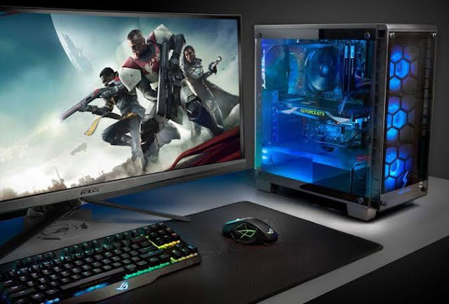 Rakit PC Gaming Entry-Level 5 Jutaan