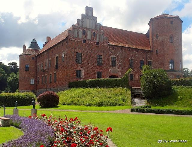 Sverige, Skåne - Torups slott