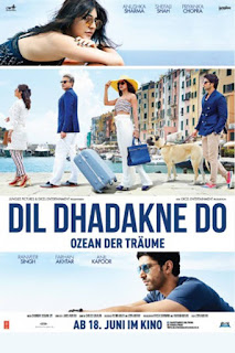 Dil Dhadakne Do (2015) watch online Download full movie