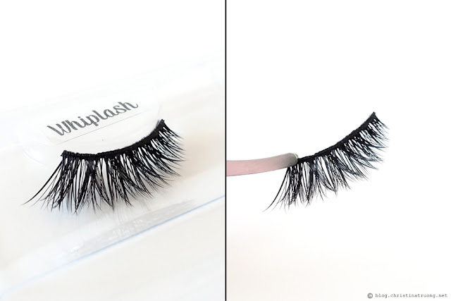 SocialEyes - Let Your Eyes Do The Talking. SocialEyes Whiplash Lashes Review for Monolids.