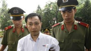 Các thế lực thù địch đòi trả tự do cho Nguyễn Bắc Truyền