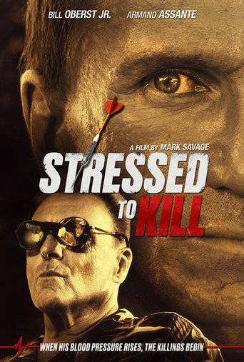 Stressed to Kill (2016) ταινιες online seires xrysoi greek subs