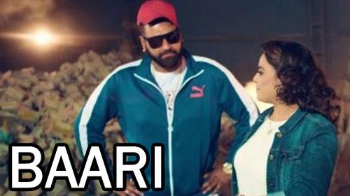 Baari Lyrics - Elly Mangat and Gurlez Akhtar