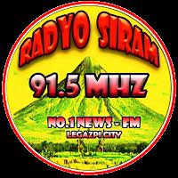 Radyo Siram News FM Bicol DWML 91.5Mhz